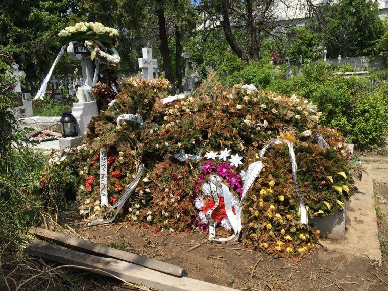 Răzvan Ciobanu amurit într-un accident auto a doua zi de Paște