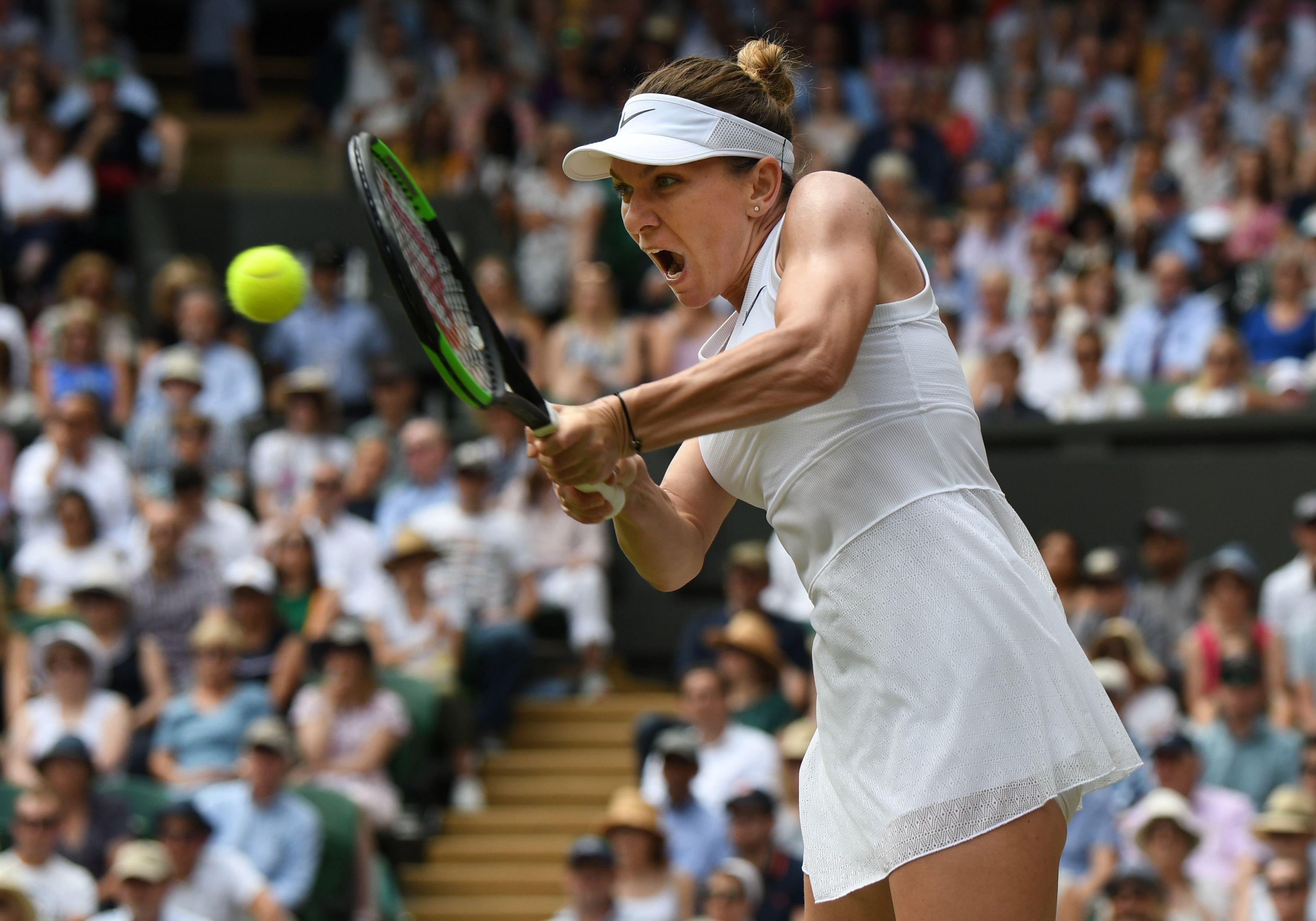 Ion Ţiriac o încurajează pe Simona Halep înaintea finalei de la Wimbledon Serena ar trebui să aibă mai multă frică sau emoţie!