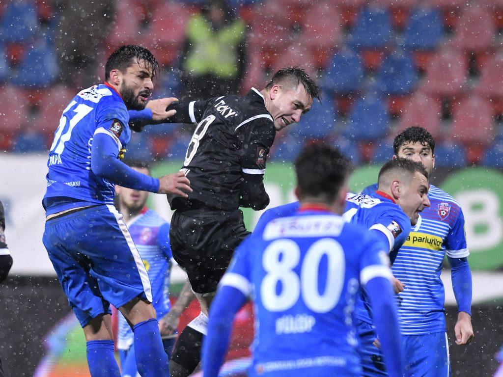 FC Botoşani – Universitatea Craiova 1-0 se joacă ACUM! LIVE