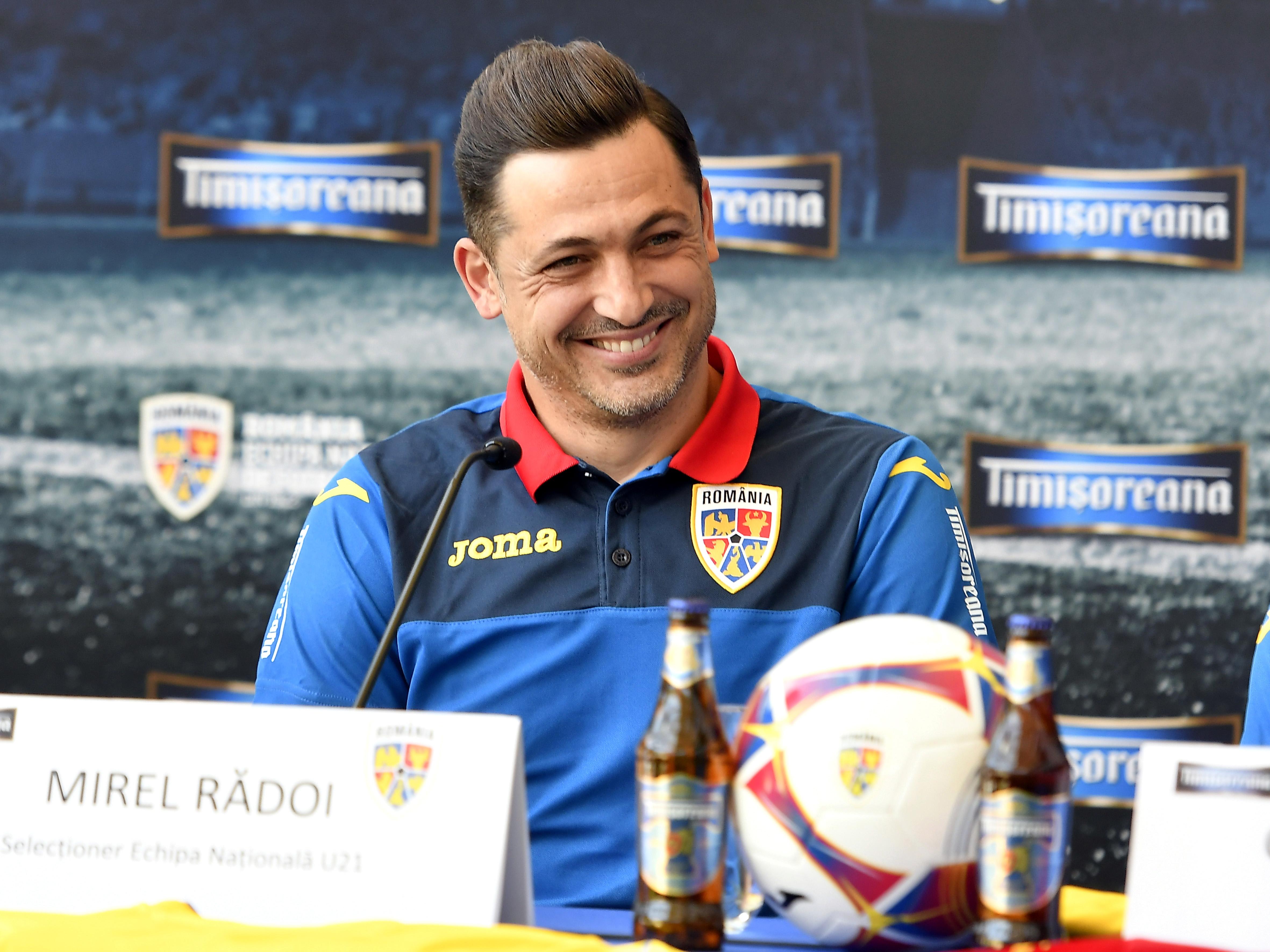 Mirel Rădoi a ales ca România U-21 să joace la Ploieşti cu Ucraina, locul în care tricolorii au ratat dramatic calificarea la Euro Un nou început acolo unde s-a terminat totul